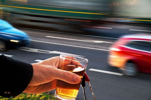 199 drivers caught driving under influence of alcohol in one week