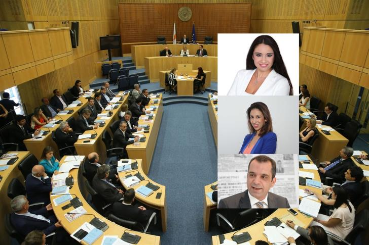 Three new MPs to be sworn in on Friday