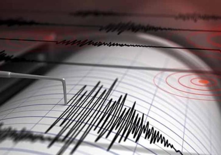 3.8 magnitude earthquake recorded off south coast of Cyprus