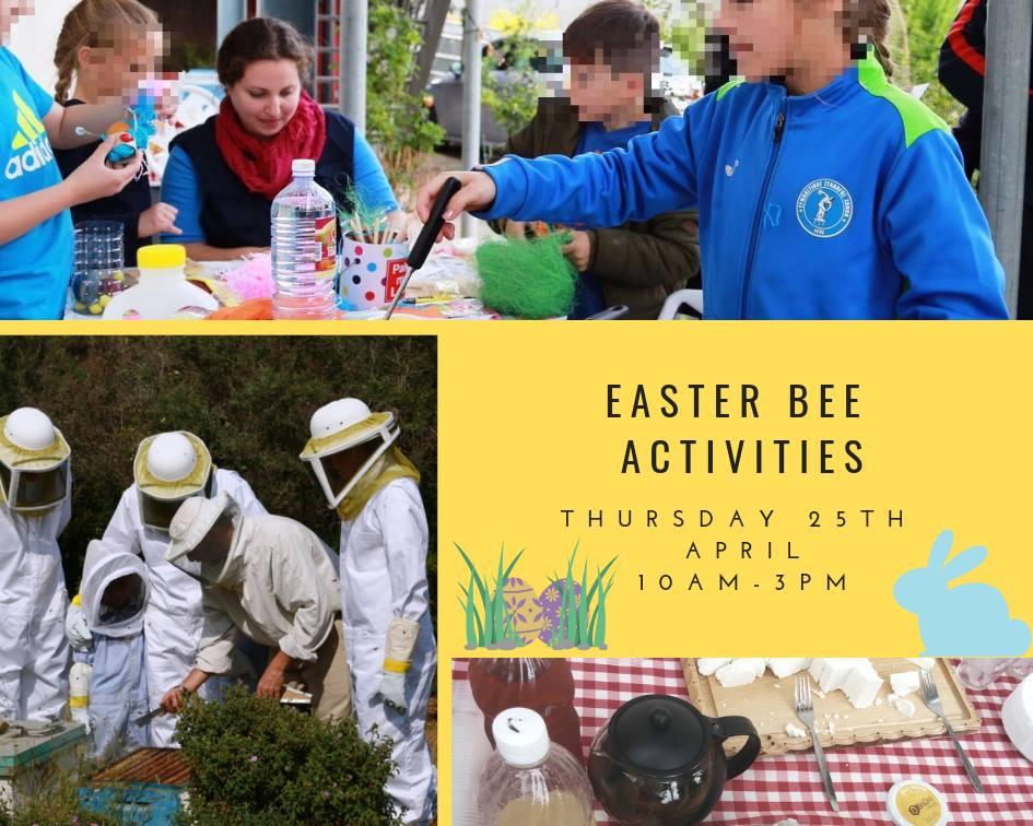 Easter Bee activities