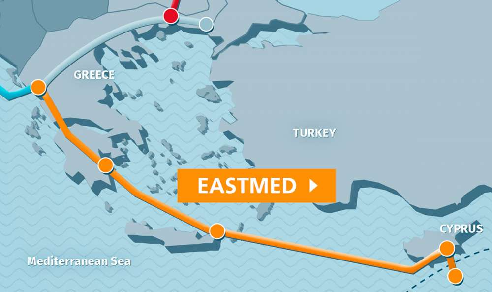 East Med: How much natural gas are we talking about?