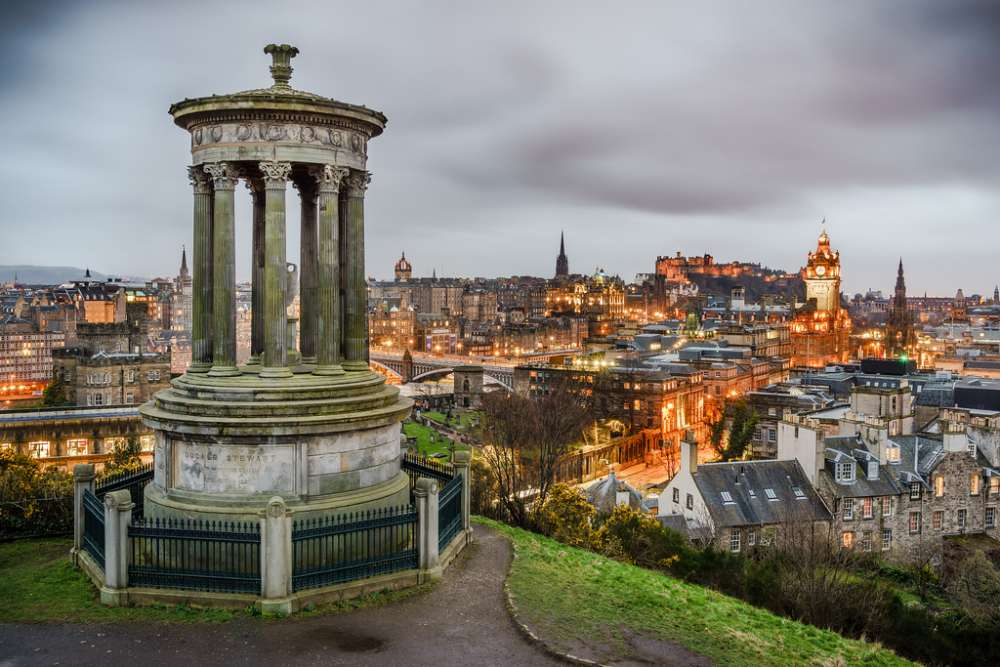 Booming Edinburgh will be first UK city to introduce a tourist tax