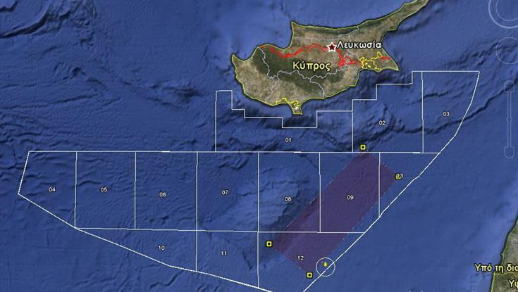 Cyprus says 'has information Turkey obtained info on EEZ'