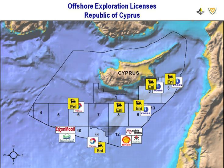 Cyprus warns with international arrest warrant those assisting Turkish drilling in its EEZ