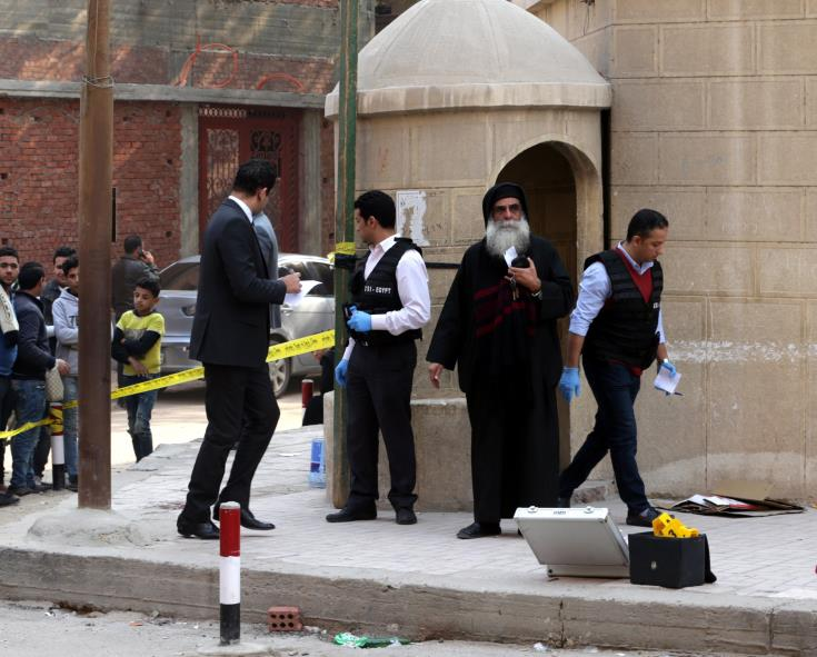 Egypt security forces thwart church bombing- state television