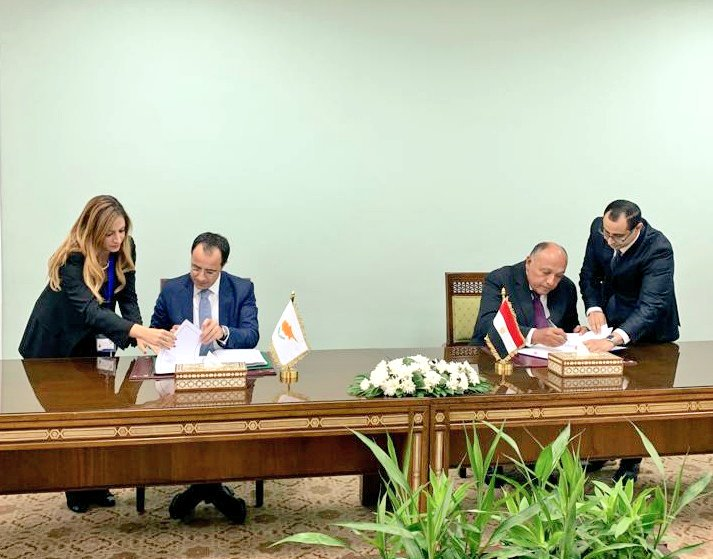 Cyprus and Egypt sign double tax avoidance deal