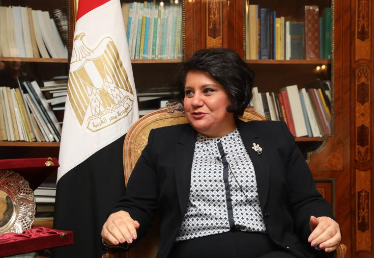 Cairo's position on rising tension in East Med guided by principles