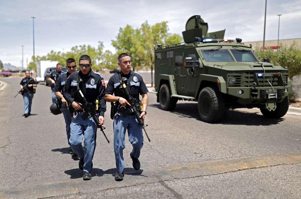 Multiple dead in shooting at WalMart in El Paso; suspect in custody