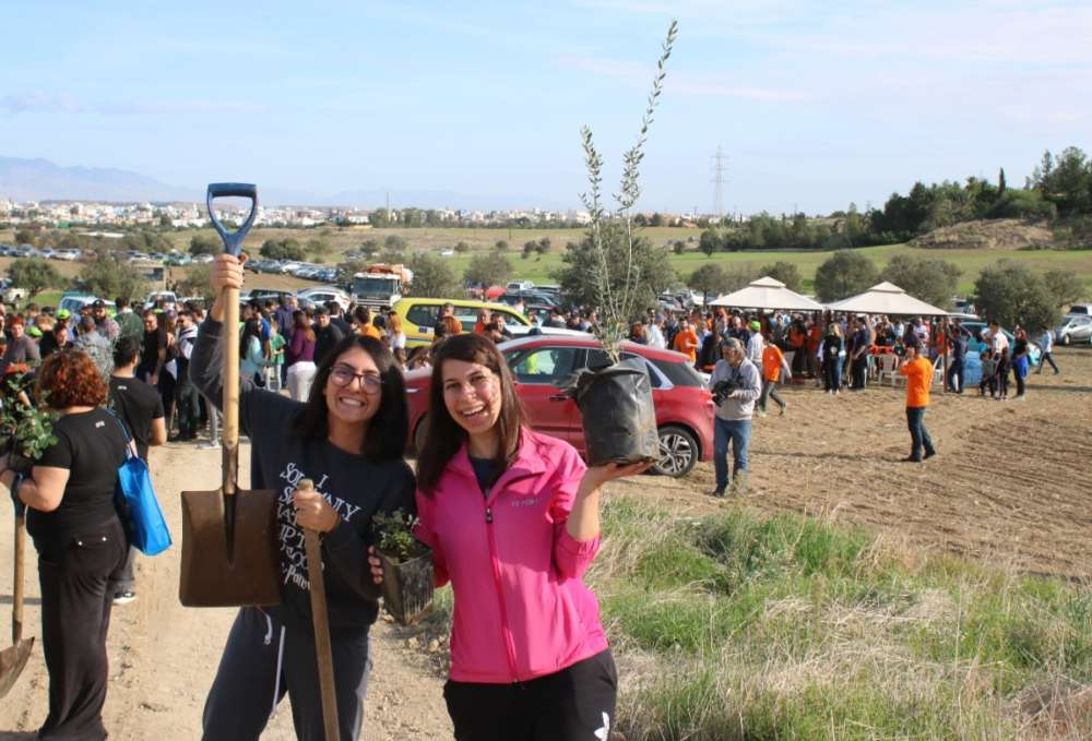 Latsia Municipality invites the public to join tree planting initiative