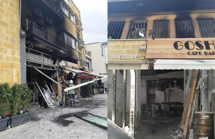 Suspects in Nicosia fire case that killed one remanded for eight days