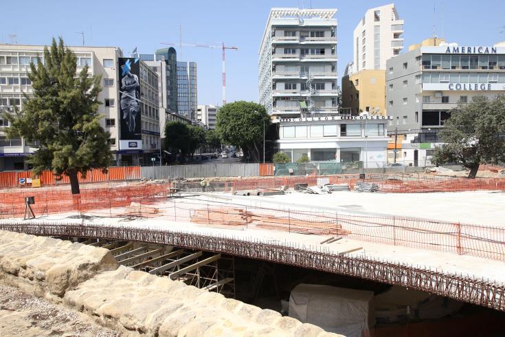 Paraplegics  want Nicosia's C. Pantelides street pedestrianised