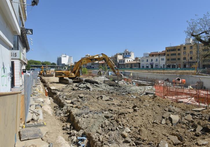 New delays for Eleftheria Square