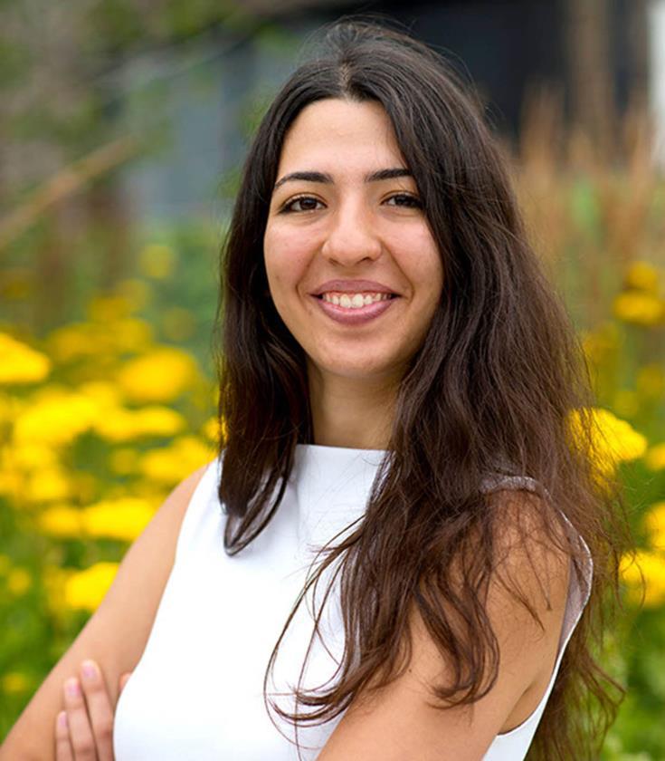 Cypriot Eleni Courea wins prestigious UK award for young journalists