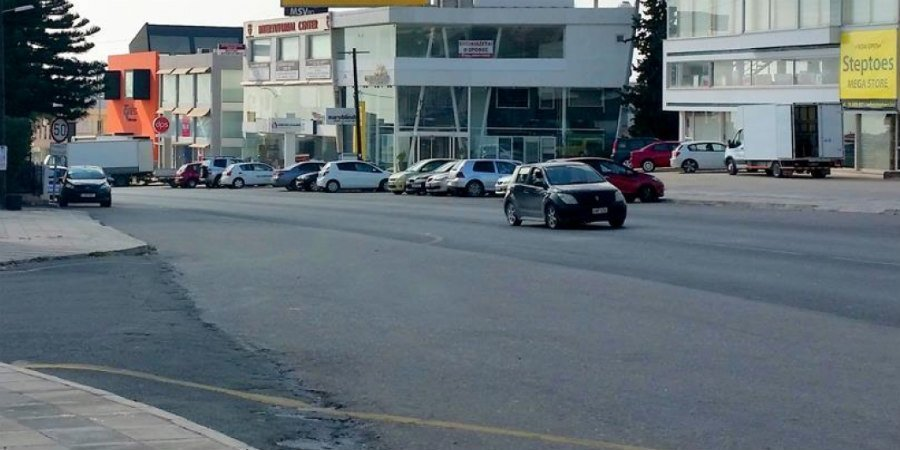 81 year old pedestrian hit by car in Paphos