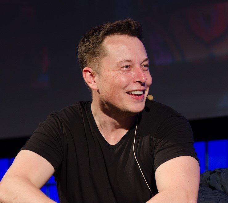 Elon Musk unveils first space tourist