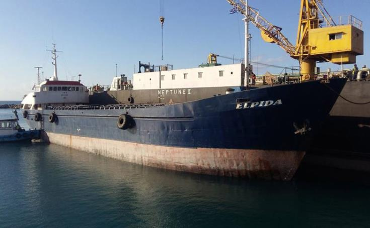 Boat to be sunk off Larnaca to create artificial reef
