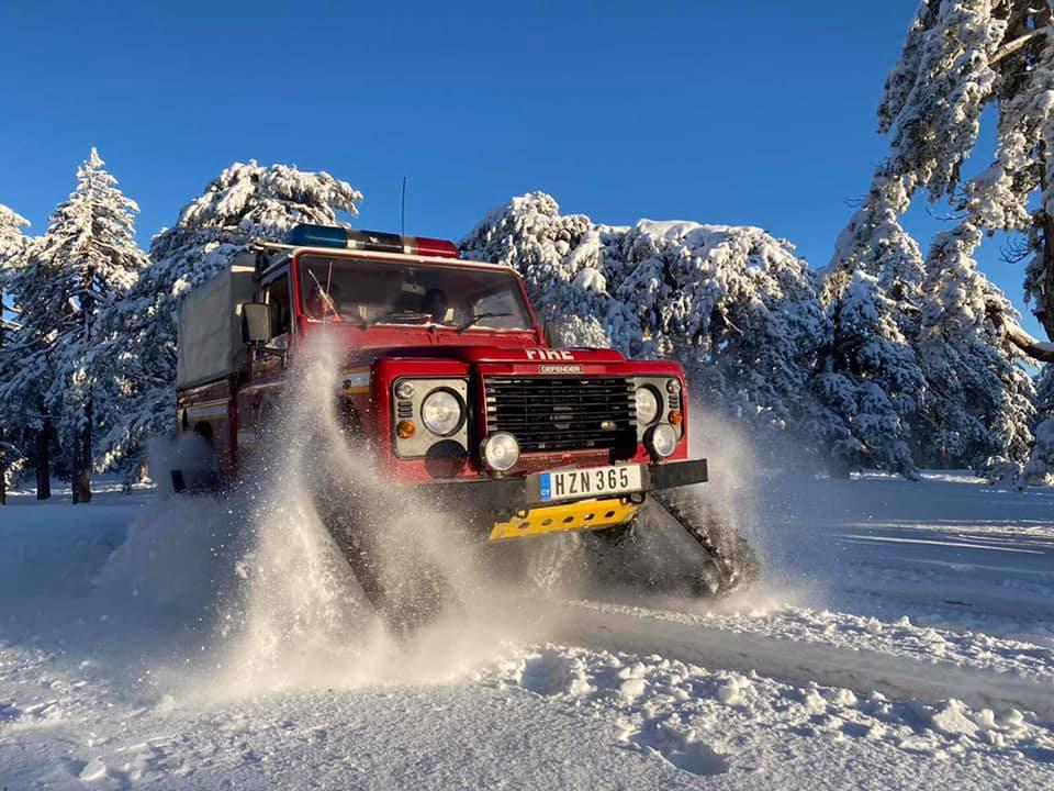 Mountain rescue training for EMAK (photos