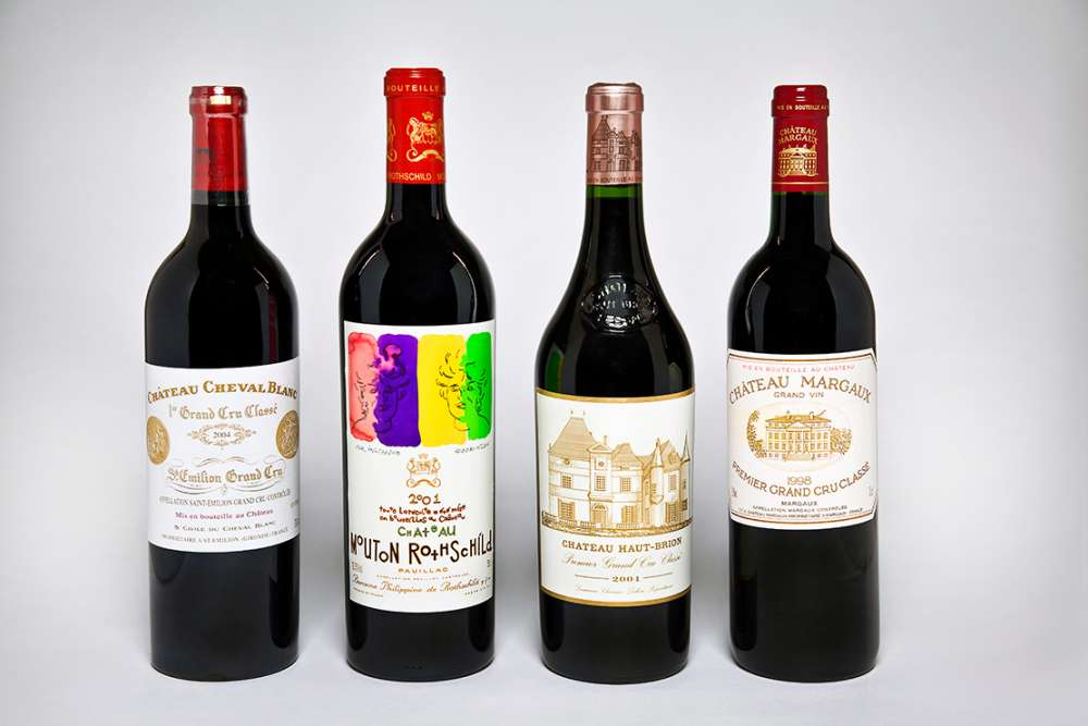 Emirates uncorks its finest wines from the cellar