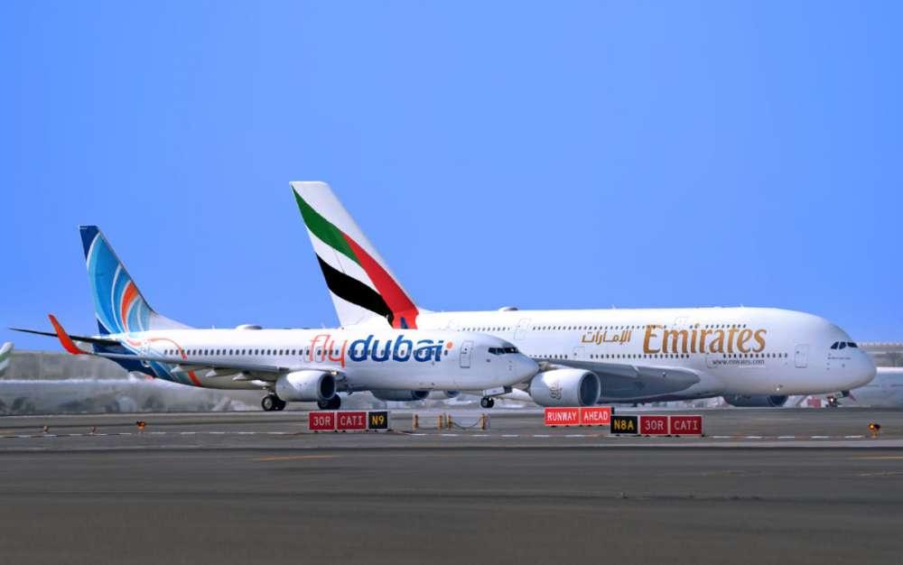 Emirates and flydubai celebrate six months of successful partnership