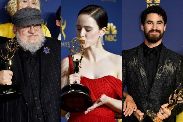 Emmy 2018: The winners list