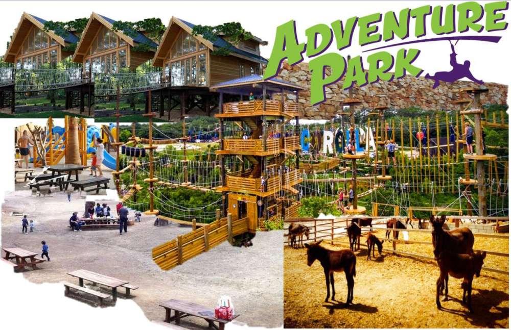 Enaerios Adventure Park