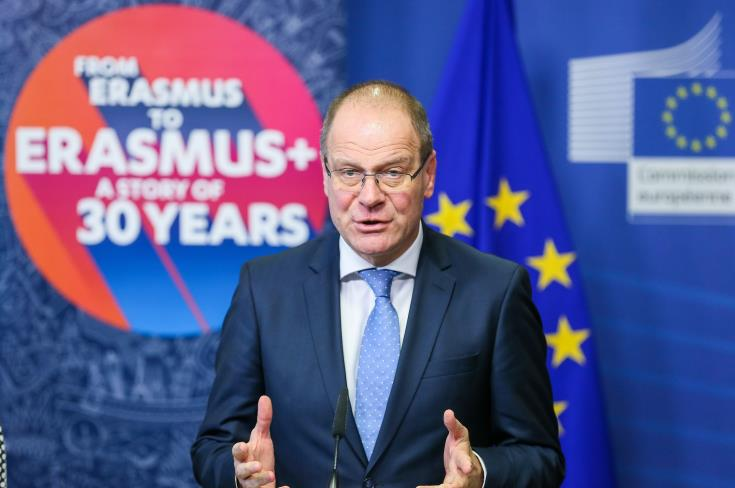 40 youths join Erasmus programme at Agros