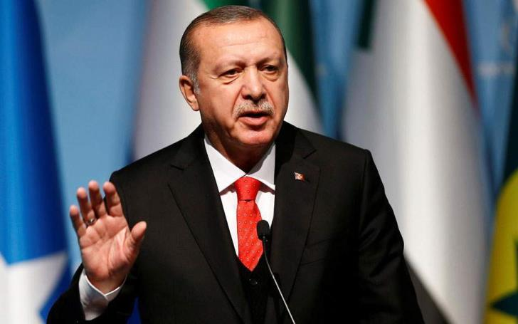 Erdogan says Turkey has captured Baghdadi's wife