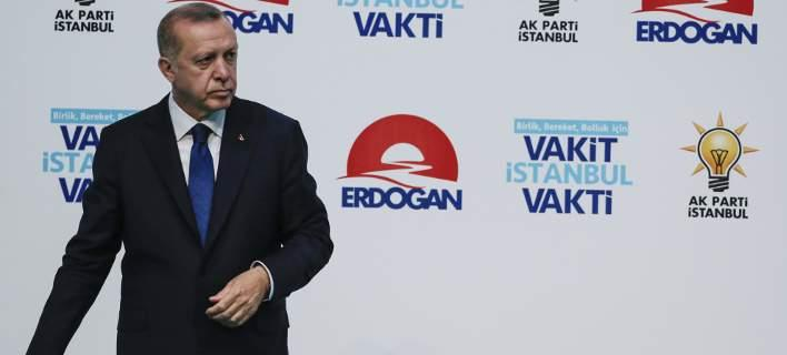 Erdogan completely outraged because of journalism student's question over press freedom