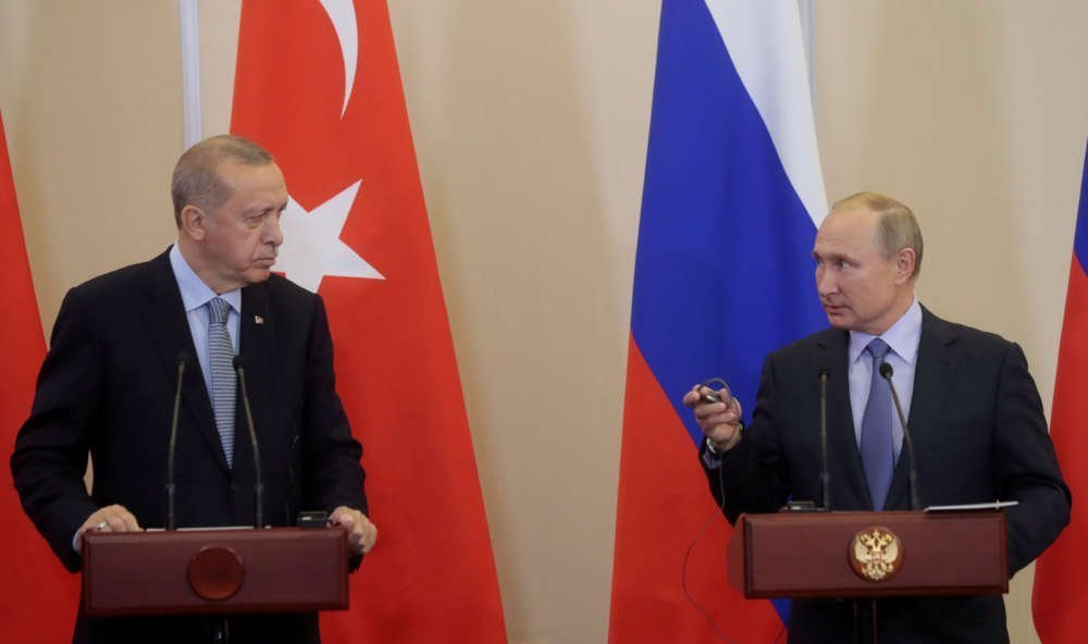 Ankara and Moscow to discuss Syrian migrants