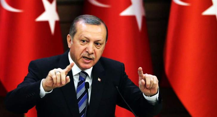 Erdogan calls on Europe to support Turkey's moves in Libya - Politico