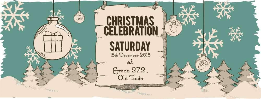 Christmas Celebration At Ermou 272