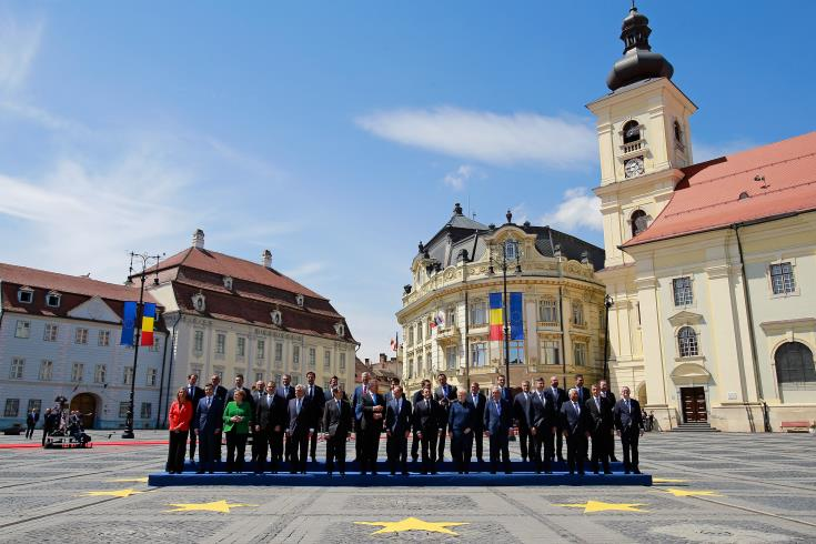 President notes 'positive' response of European partners in Sibiu