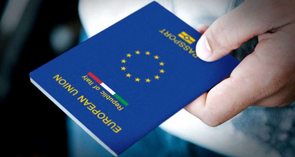 Approximately one million people acquire citizenship of an EU member state in 2016