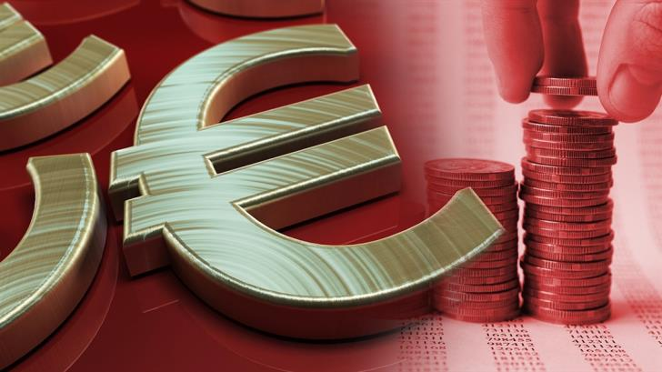 Euro-dollar volatility surges to one-year high