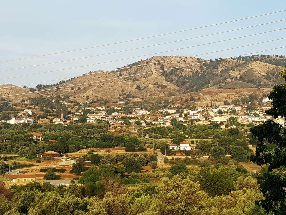 Evrychou village
