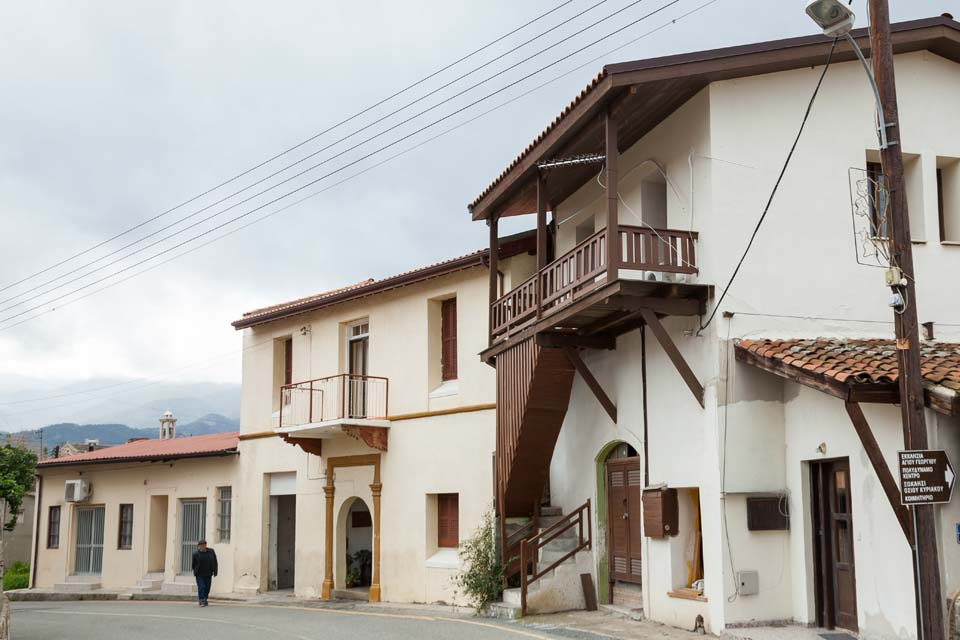 Evrychou Traditional Centre
