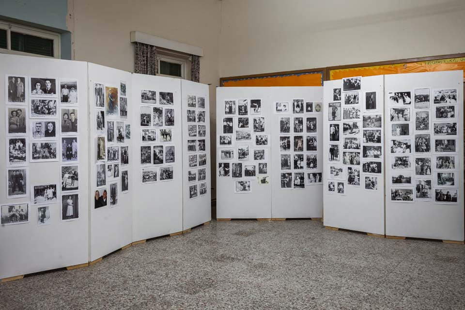 "Permanent Photo Exhibit ""Copper and Cyprus"""