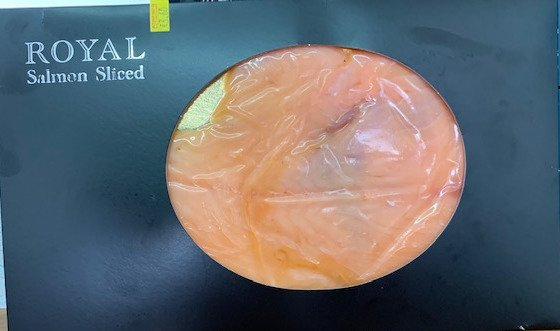 Smoked salmon recalled because of listeria