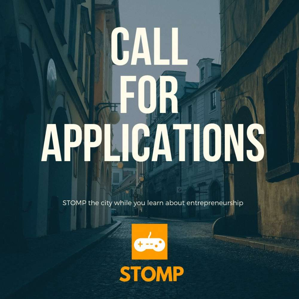 Call for participation in STOMP CY youth entrepreneurship pilot programme