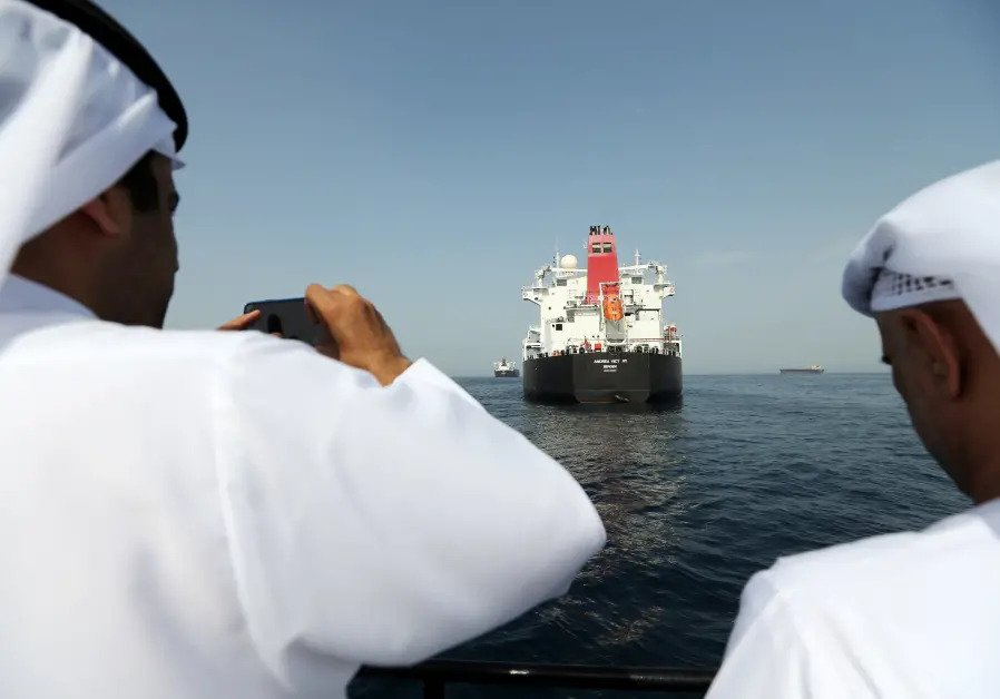 Two tankers struck in suspected attacks in Gulf of Oman - sources