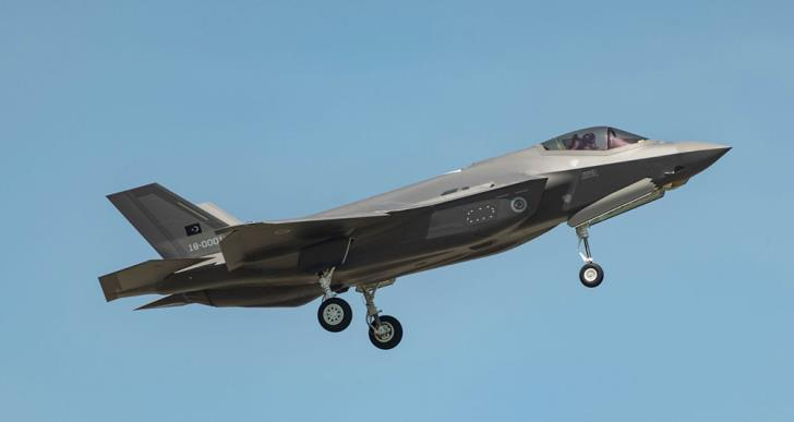 New US Senate restrictions on sale of F-35 fighters to Turkey