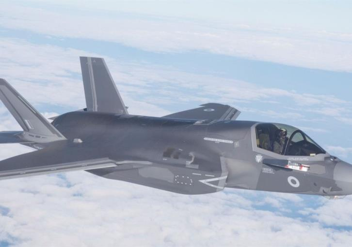 Sky News: RAF's new F35s to be 'sent to Akrotiri'