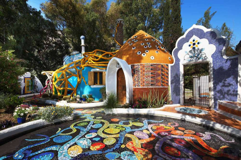Euphoria Art Land - A wonderland in Cyprus