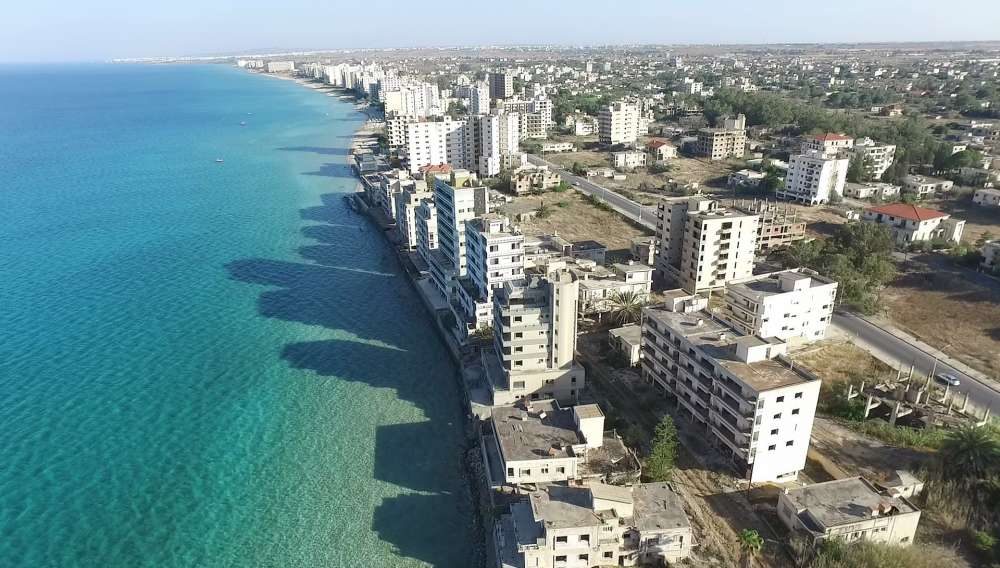 MEPs on a fact-finding mission to Famagusta
