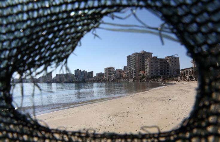 EP video turns spotlight on Turkish occupied Famagusta (video)