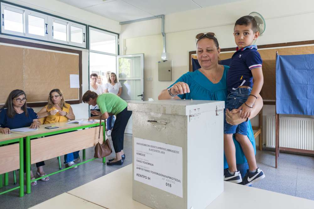 Famagusta mayoral elections: turnout at 15.9% at noon