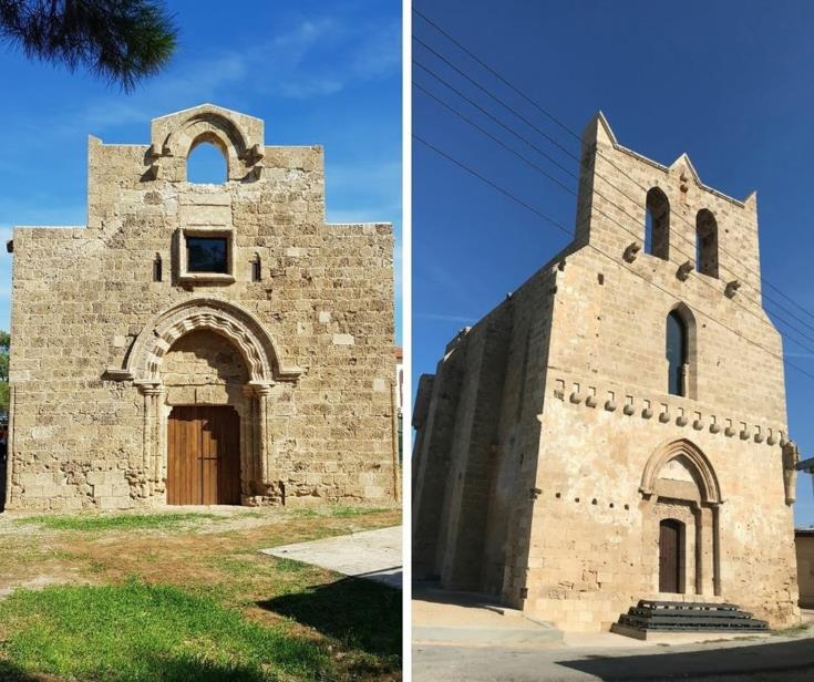 Technical Committee restores two more monuments in Famagusta