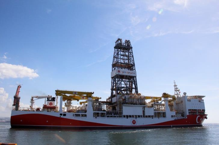 Turkish ship to drill for oil and gas in Mediterranean -minister (video)