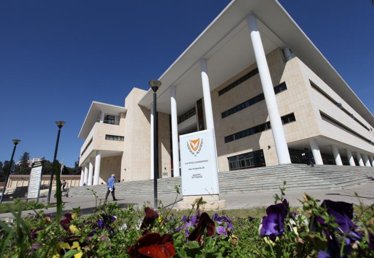 Cyprus central government debt at €21.05 billion in end-2018