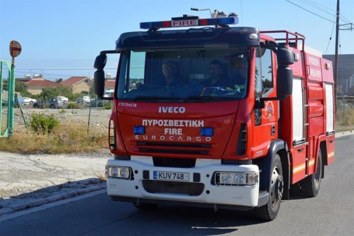 Update: Fire in Parekklisia under control (video)